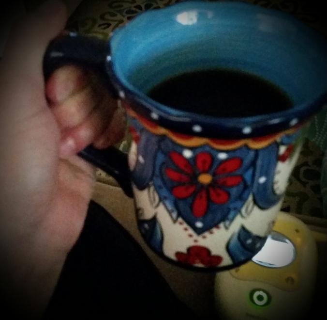 Wishing coffee into wine