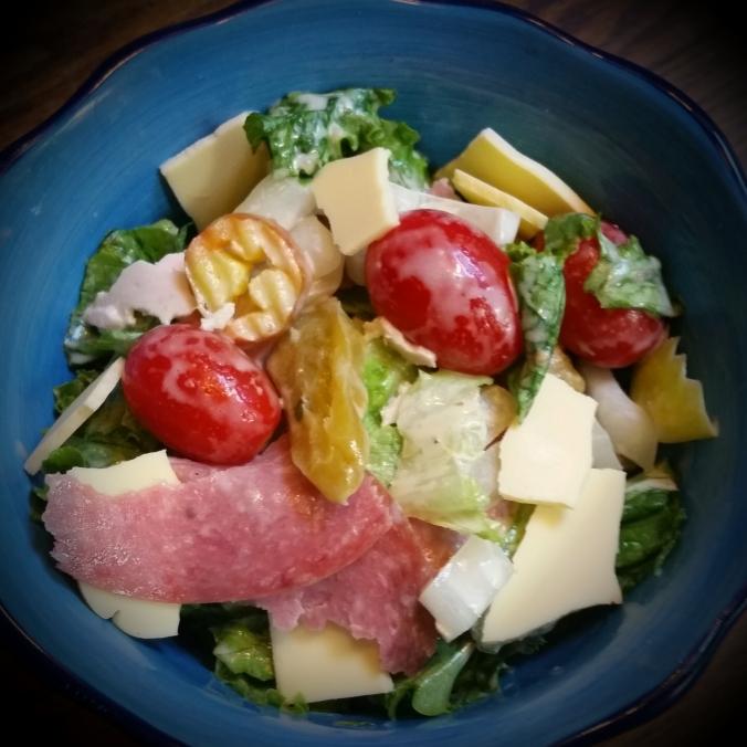 Dairy-free Sub Salad